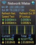 Network Meter Gadget