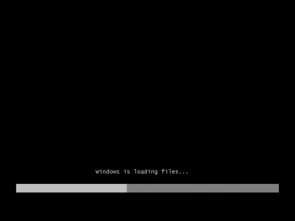 Installera Windows 7 från USB