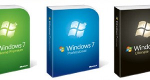 Versioner av Windows 7