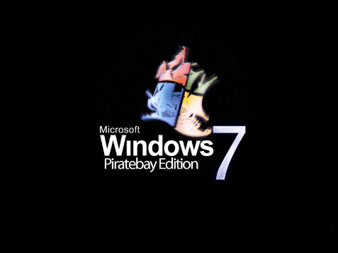 Piratkopia Windows 7