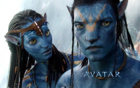 Officiella temat Avatar 1