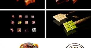 Bakgrundsbilder till temat Choklad