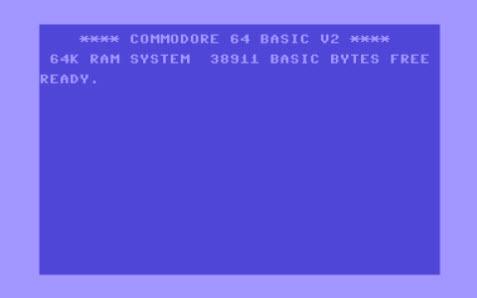 Tema Commodore 1