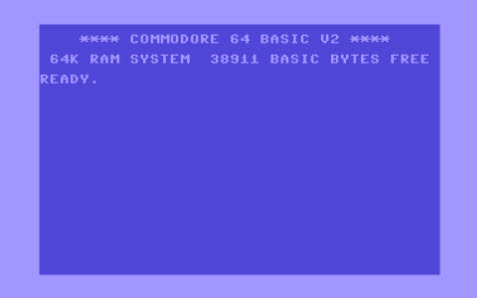 Tema Commodore 1