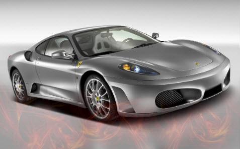 Officiella Ferrari temat 2