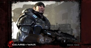 Officiella temat Gears of War 1