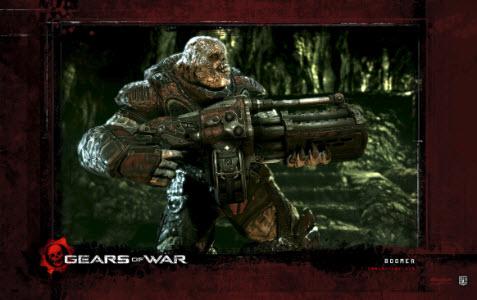 Officiella temat Gears of War 2