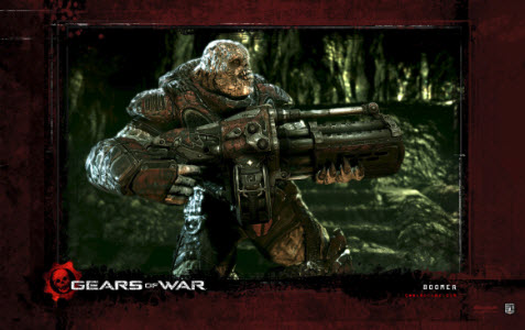 Officiella temat Gears of War 2