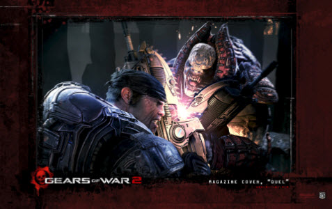 Tema Gears of War 2