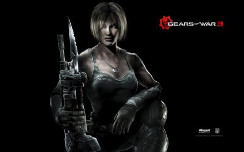 Tema Gears of War 3