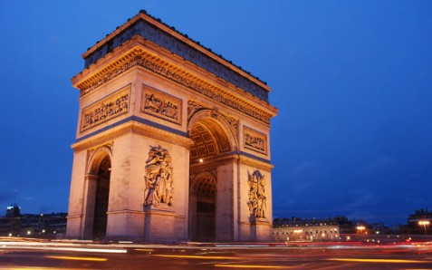 Internationella teman Frankrike