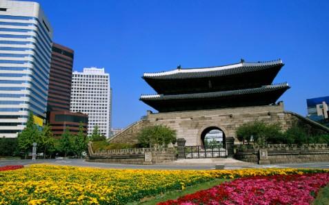 Internationella teman Korea