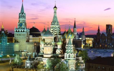 Internationella teman Ryssland