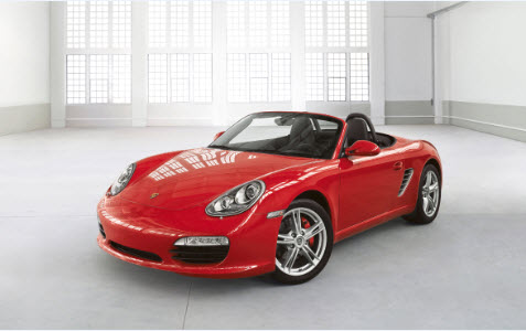 Officiella temat Porsche 1