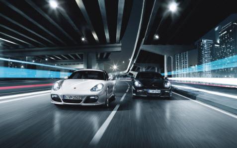 Officiella temat Porsche 2