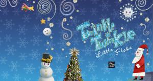 Jultemat Twinkle Wish 3
