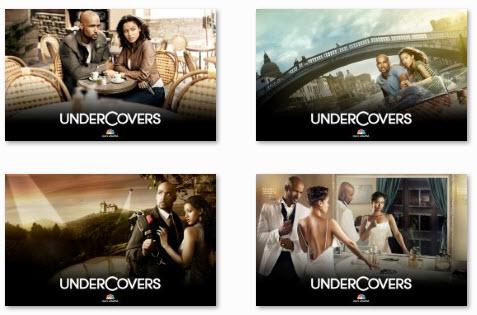 Bakgrundsbilder till temat UnderCovers