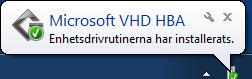 Drivrutiner för virtuell hårddisk