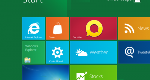 Installation av Windows 8 Developer Preview